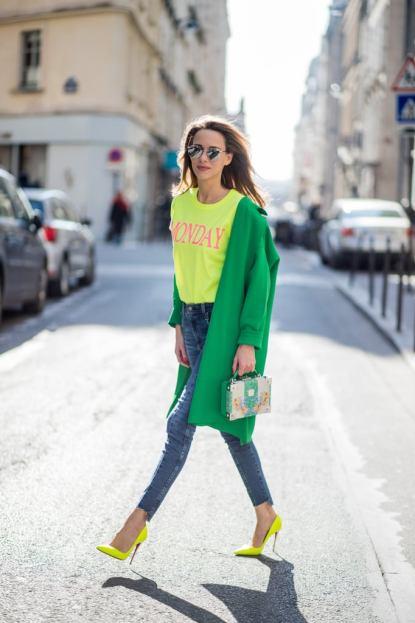 *10 Ways to Wear Neon This Summer