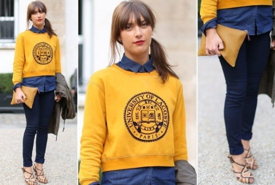 How To Style Your School's Merch So You Can Rep Your School With Style