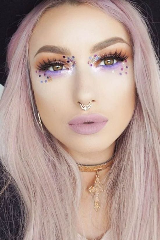 18 Coachella Approved Makeup Looks