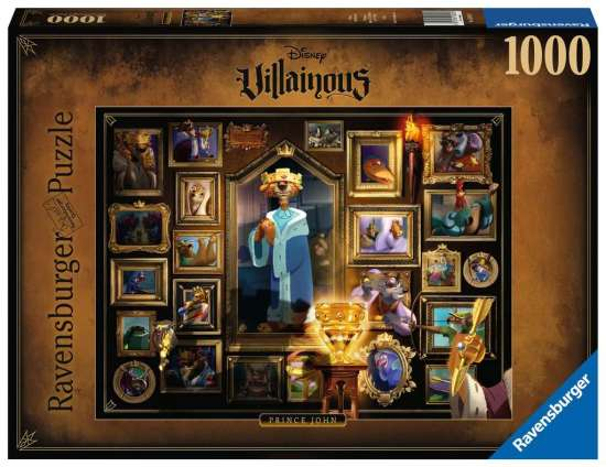 10 Disney Villainous Puzzles You Need In Your Life