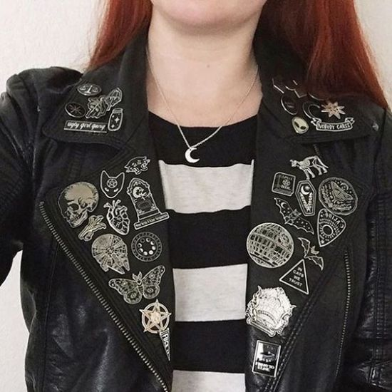 10 Thrift Store Accessories To Rock The Punk Look