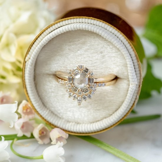 10 Alternative Engagement Rings For Alternative Brides