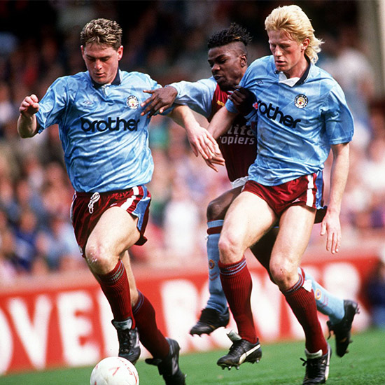 Manchester City In The 90s