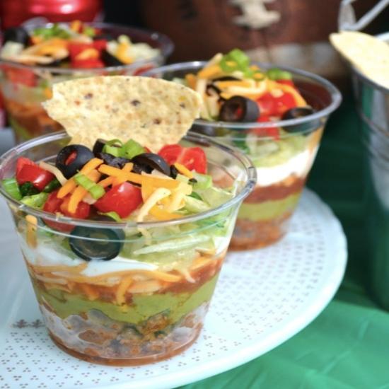 Super Bowl food recipes
