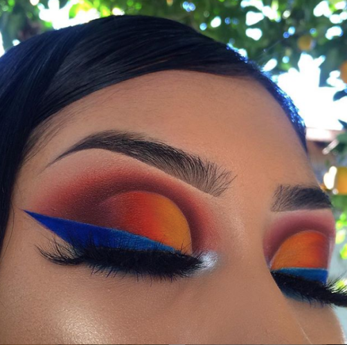 How To Add Pops Of Color To Your Eyeshadow Looks This Summer