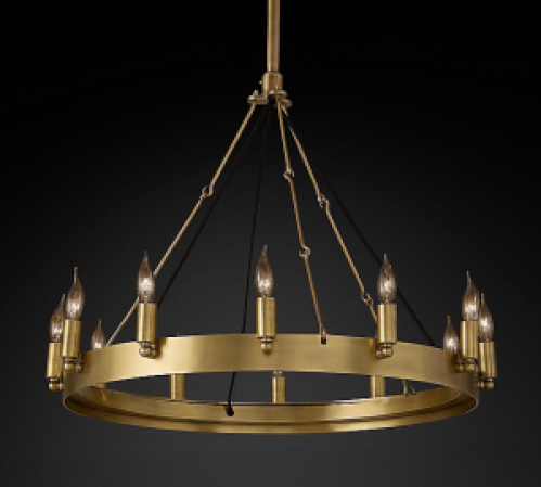 *Statement Lighting Pieces That Will Make Your Room Glow