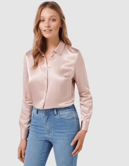 10 Blouses For Young Professional Women