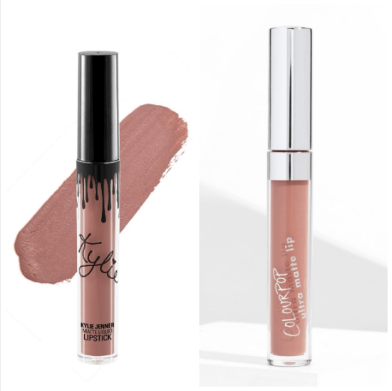 ColourPop Vs. KYLIE Cosmetics: Are They The Same Thing?