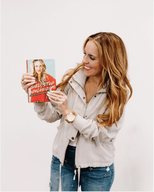What A College Student Can Takeaway From Rachel Hollis
