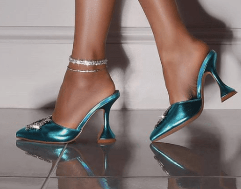 Stylish Heels You'll Be Able To Walk In On Graduation Day
