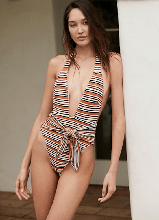 10 One-Piece Bathing Suits You Need This Summer