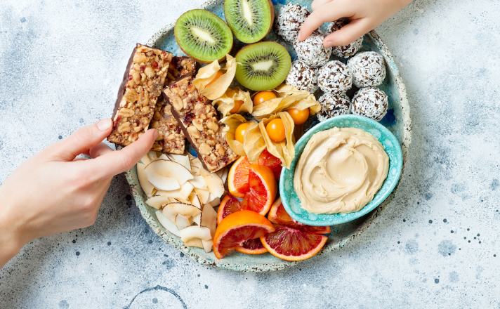 Ideas for healthy on the go snacks for college kids