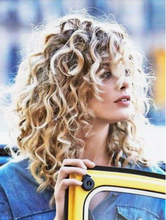 The Ultimate Guide To Naturally Curly Hair