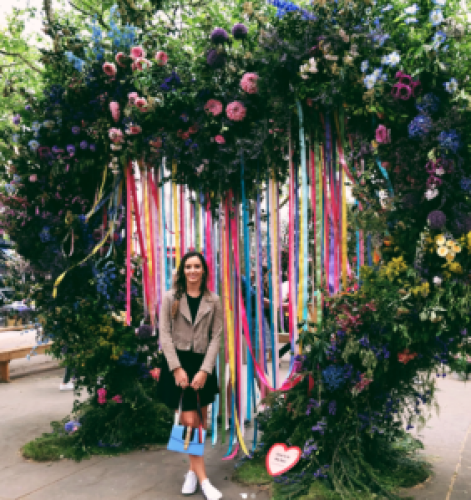 The Best Spots In London For Flower Lovers – And IG Addicts