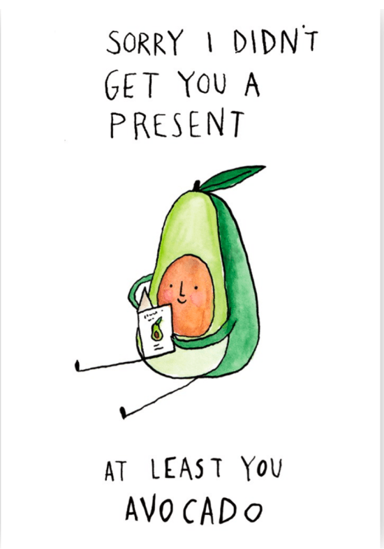 Unique And Quirky Birthday Cards You Need to Get Your Friends