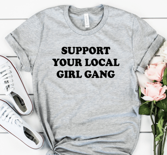 Graphic T-shirts That Every Feminist Needs