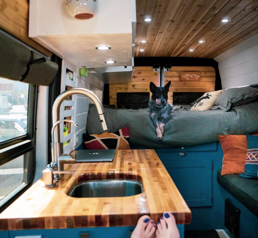 10 Amazing Van Conversions That Will Make You Want To Join The Van Life