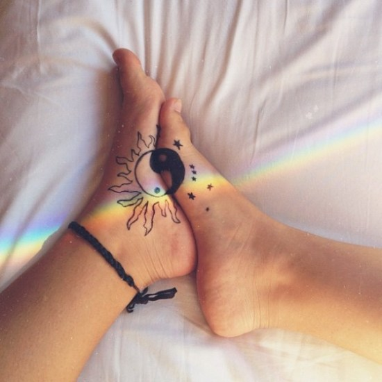 12 Cute And Clever Tattoos You Can Easily Hide