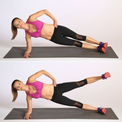 The Most Effective Workouts For Toned Legs