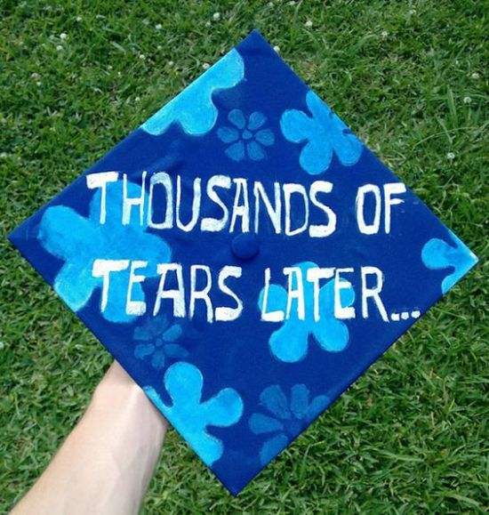 10 Graduation Cap Ideas That Are Super Funny And Creative