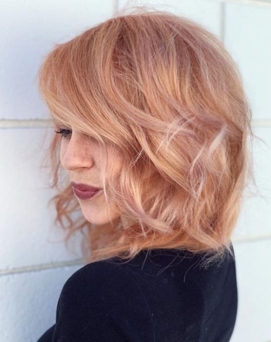 10 Gorgeous Hair Colors To Try This Winter