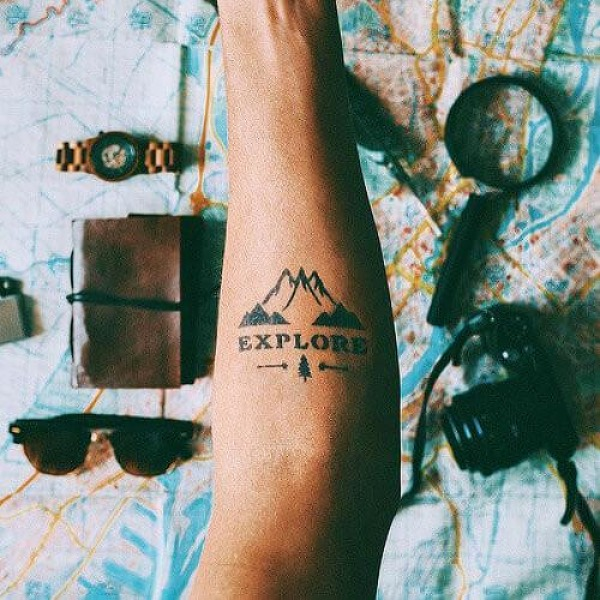 21 Simple Tattoos for Men That Are Sexy AF