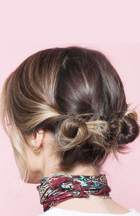 6 Hairstyles For Short Hair To Stay Fresh On Sunny Days