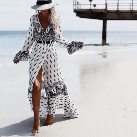 We Are Thankful For These Bikini Coverups That Get Us From The Beach To The Bar In No Time