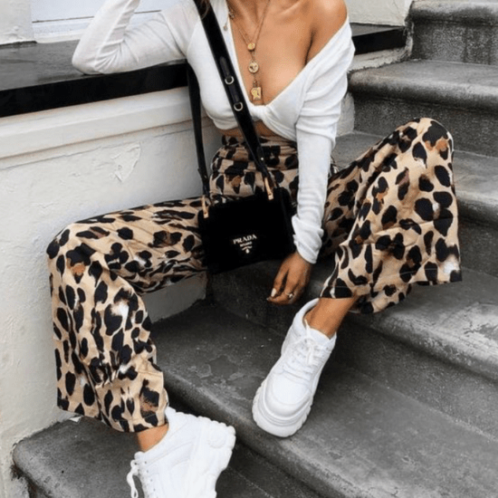8 Animal Print Looks You Need To Be In Style This Fall