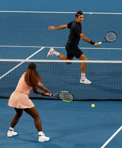 Roger Federer- A Role Model On And Off The Court