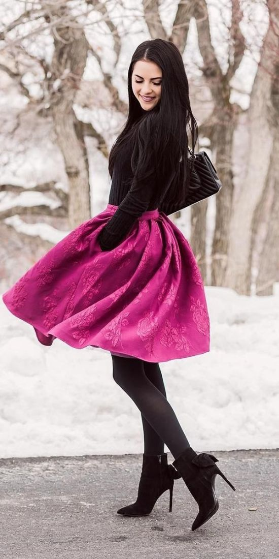 *10 Classy Looks For A Winter Wedding