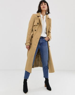 Trench coat from ASOS