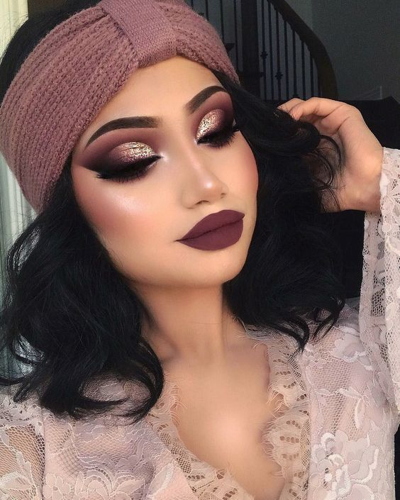 7 Stunning Makeup Looks Perfect To Wear For Fall