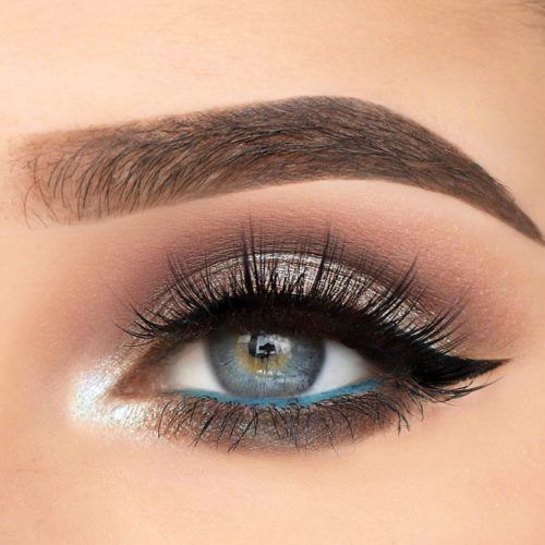 What Eyeshadow Looks To Try To Enhance Your Eye Color