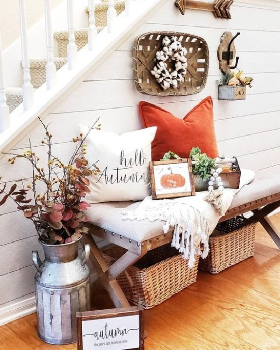 How To Decorate Your Home For Fall This Year