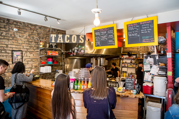 10 Summer Food Hot Spots In Toronto