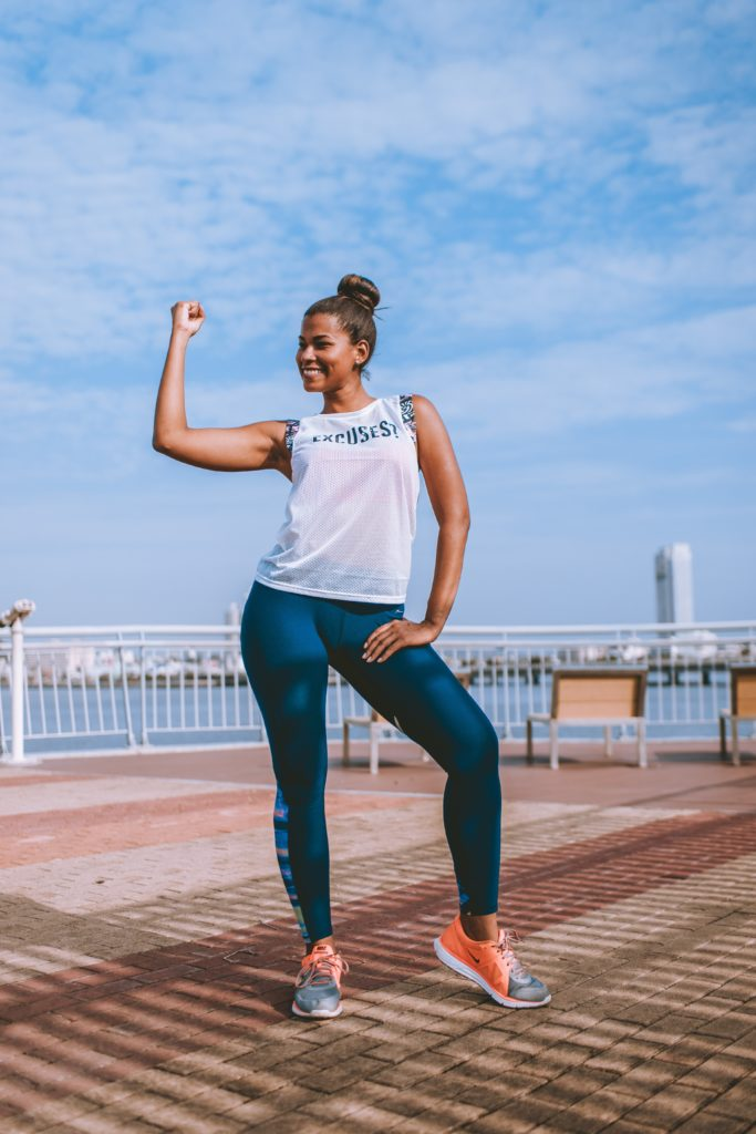 Body Positivity Doesn't Mean You Can't Want To Be Fit And Feel Your Best