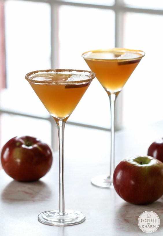 The Best Apple Cider Vodka Cocktail Recipes For You