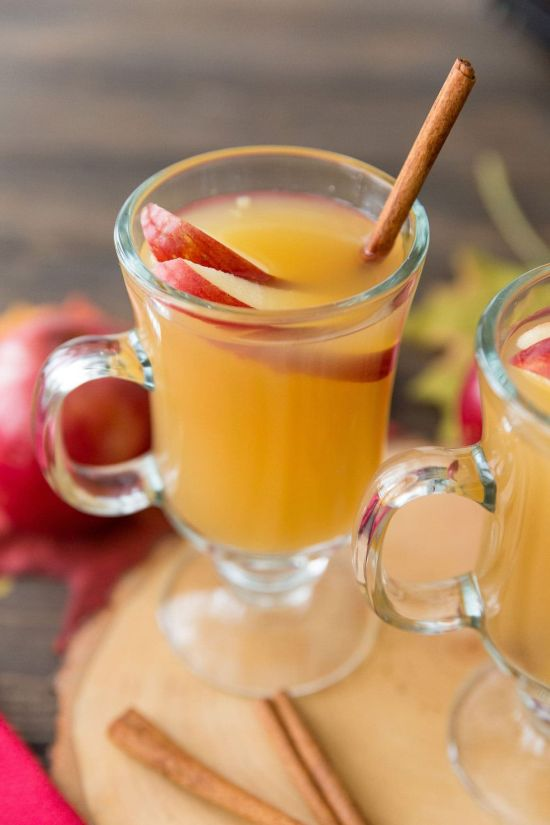 Fall Mixed Drinks That Will Shake Things Up