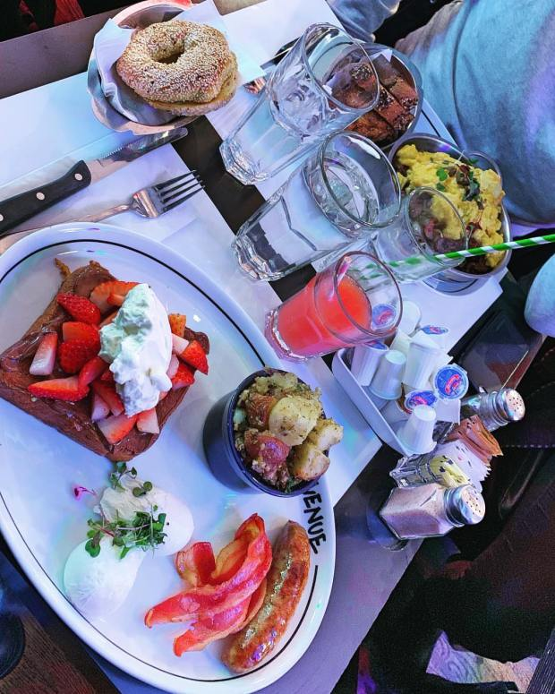 10 Must-Visit Brunch Spots In Montreal