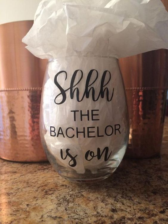 Bachelor Viewing Party Ideas For You And Your Girlfriends