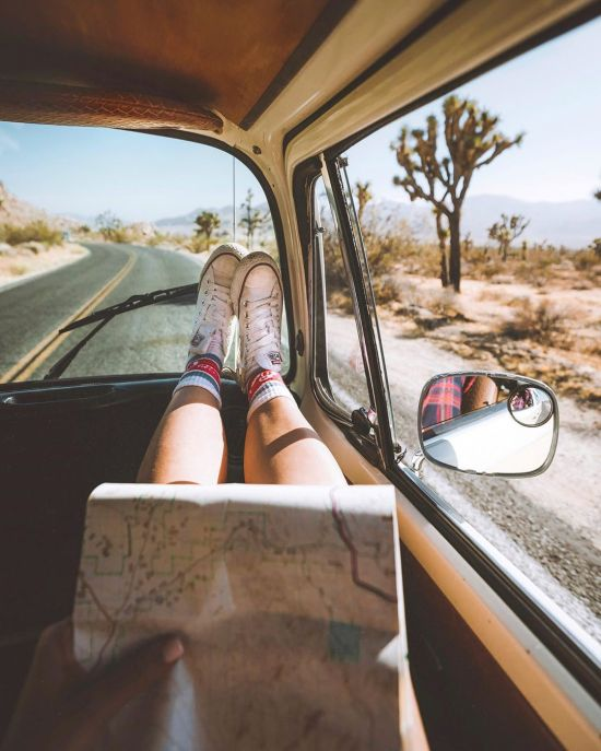 10 Tips For The All-American Roadtrip