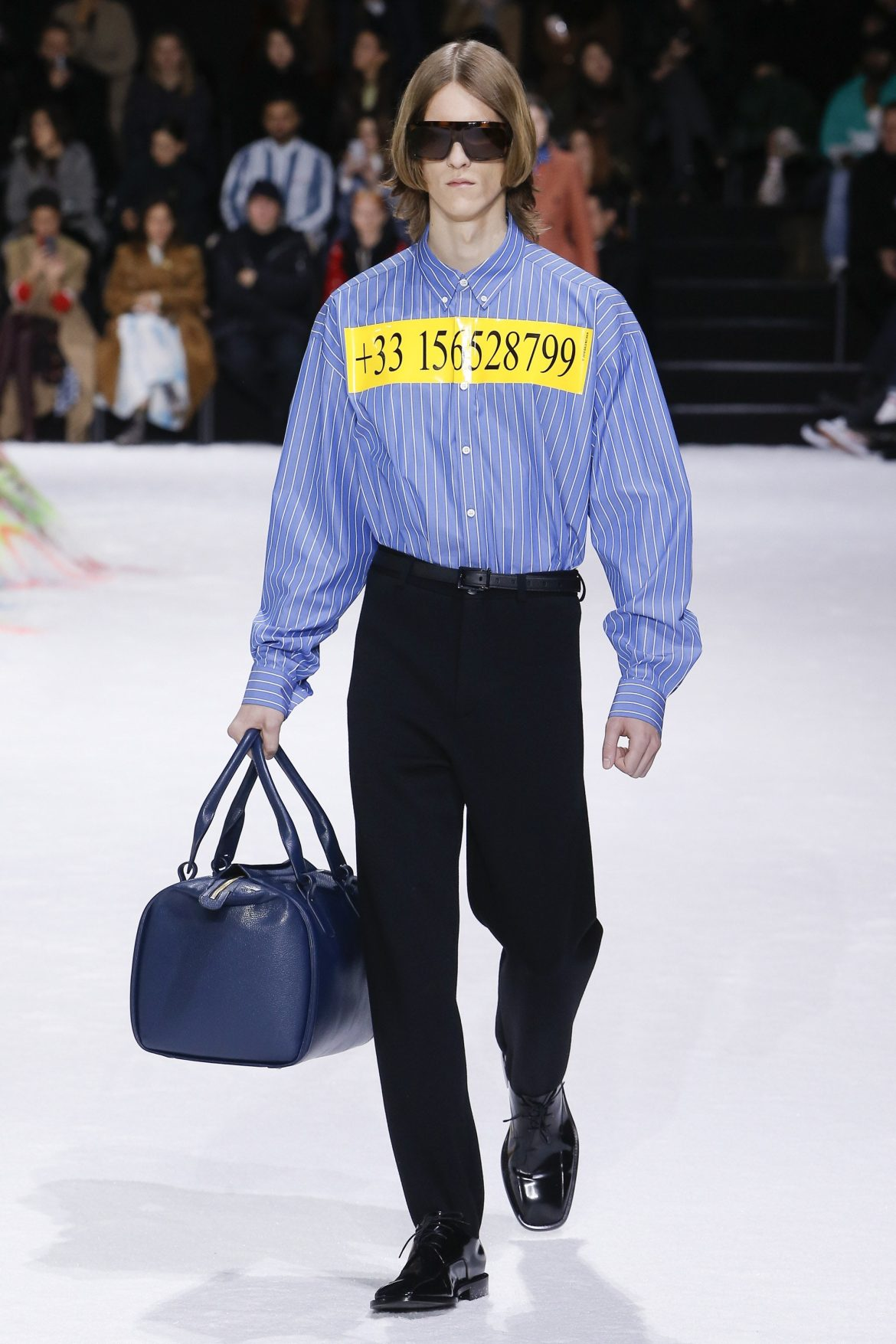 A Review Of 12 High End Fashion Brands Recent Lines
