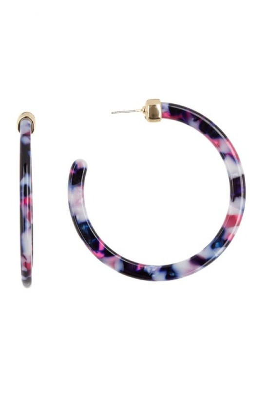 *Hottest Hoop Earrings To Wear This Summer