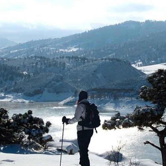 5 places in Colorado to go Snowshoeing