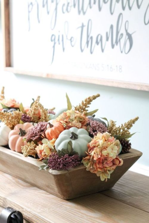 Fall Decor Ideas To Brighten Your Home This Autumn