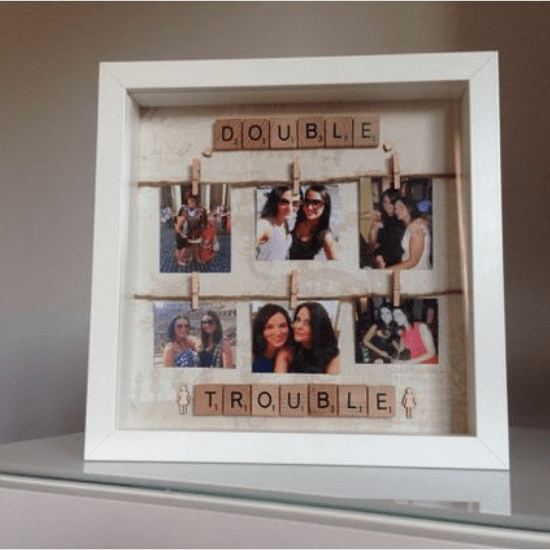 10 Crafty Gift Ideas For Your BFF's Birthday