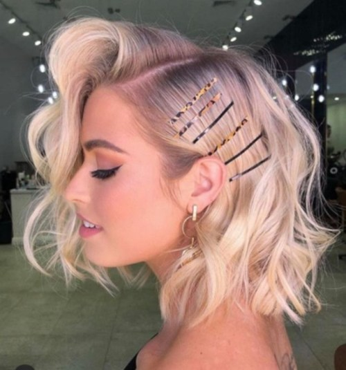 How To Style Short Hair This Summer