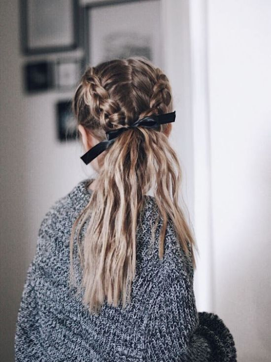 20 Glamorous Hairstyles You'll Need For Every Winter Occasion