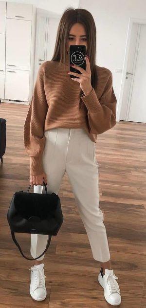 *10 Ways To Wear Brown For Autumn